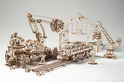Rail Manipulator