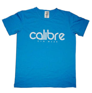 Calibre Iconic Logo Tee - Blue