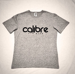 Calibre Iconic Logo Tee - Grey