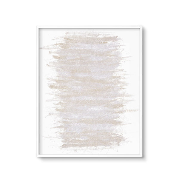modern abstract painting white and gray printable art