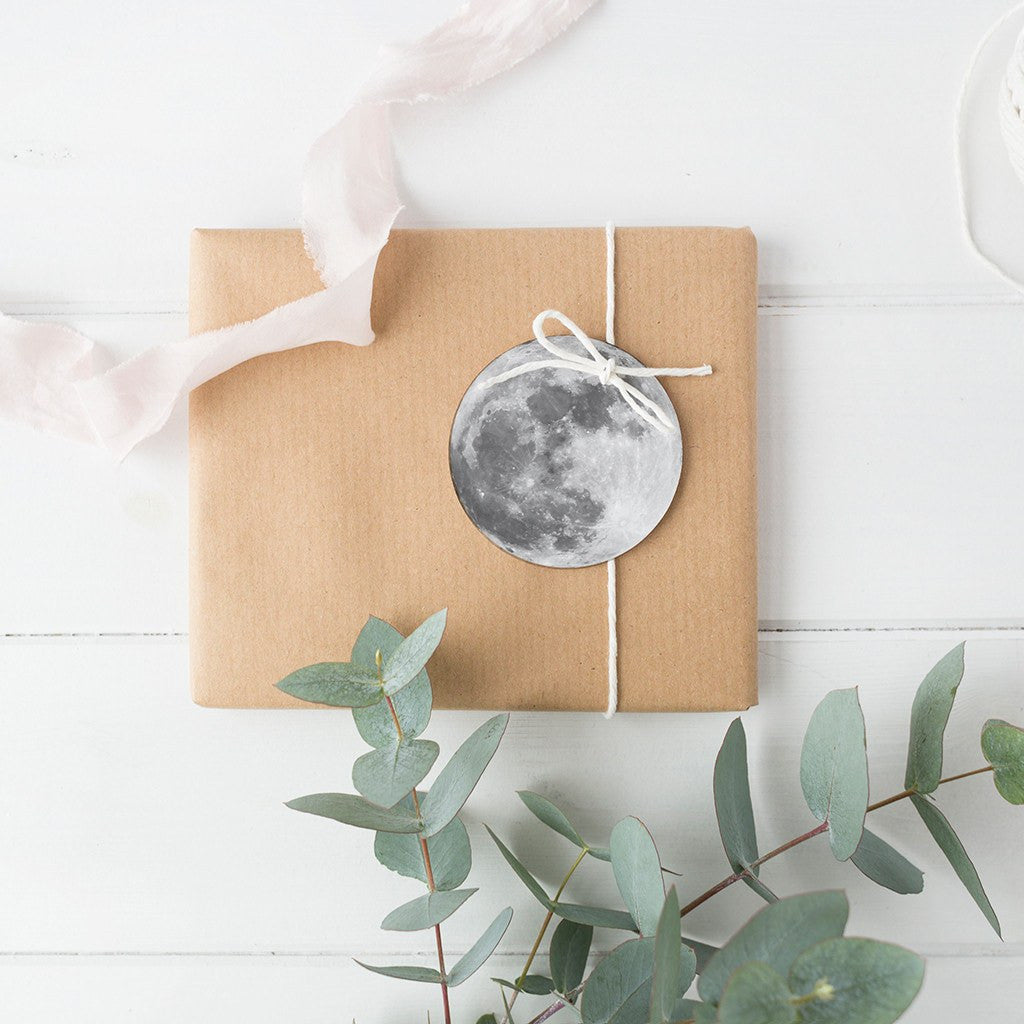 modern printable gift taground moon