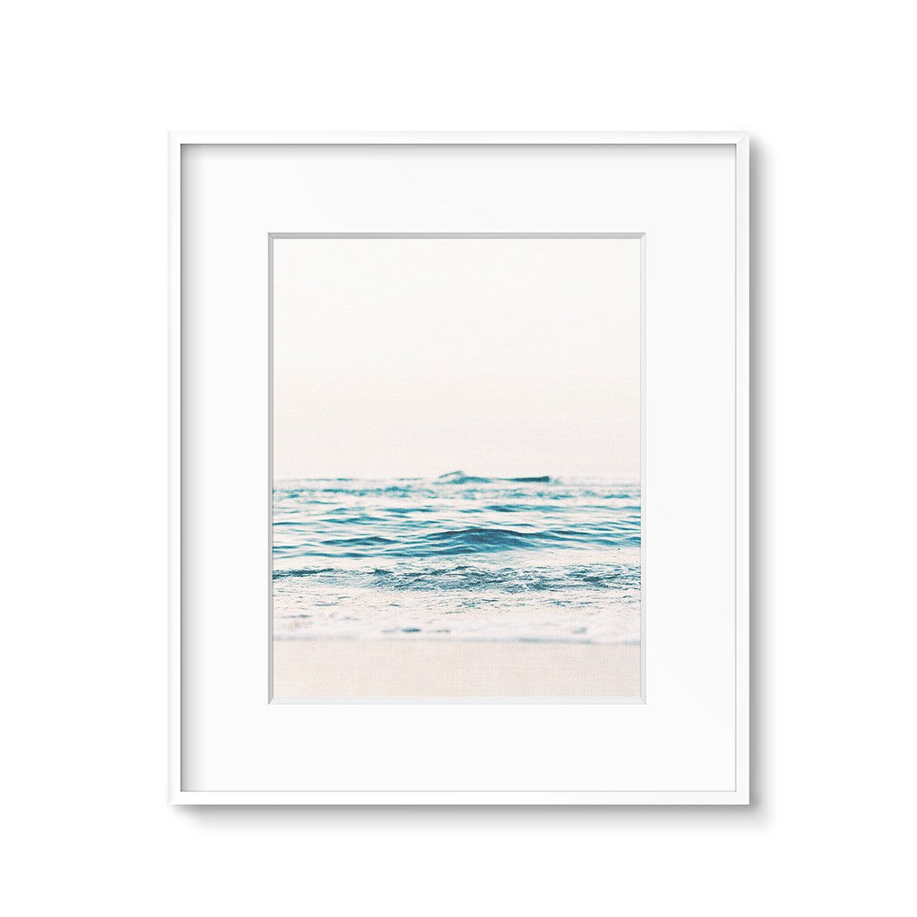 Contemporary Ocean Wall Art Printable Modern Beach House Decor