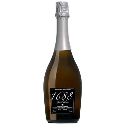 1688 Grand Blanc Non Alcoholic Sparkling -1 case (6 bottles)