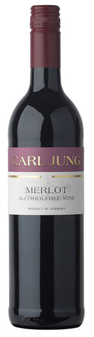 Carl Jung Non-Alcoholic Merlot-1case (6 bottles)