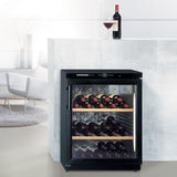 Barrique Wine Cabinet 60 bottles LED
