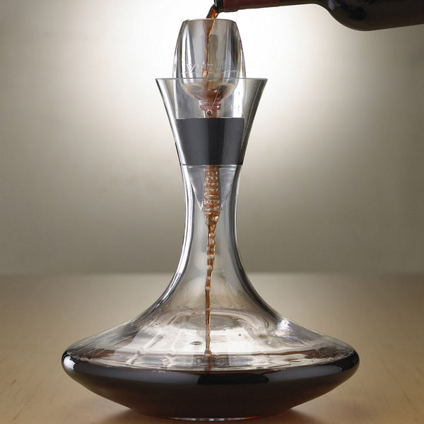 Lead Free Crystal 1500 ML Decanter Aerator