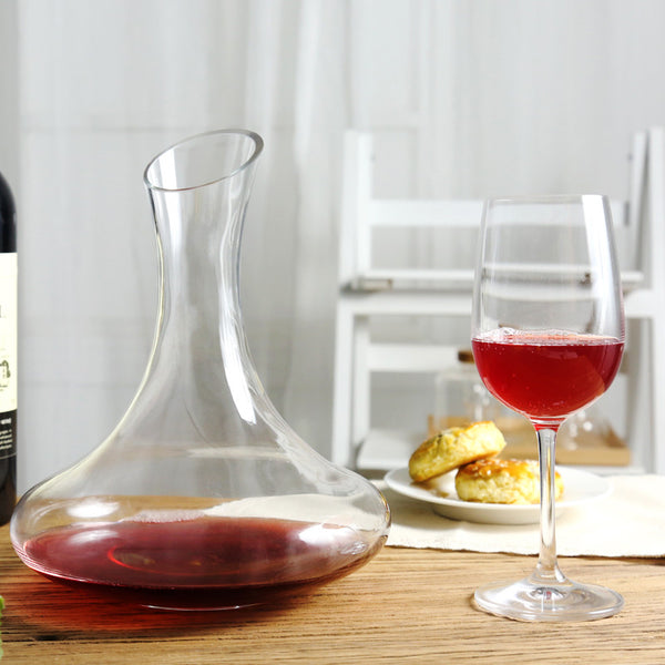 Professional Lead-Free Crystal Wine Decanter