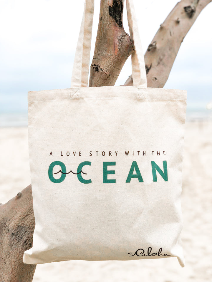 Ocean Canvas  ~ Bag