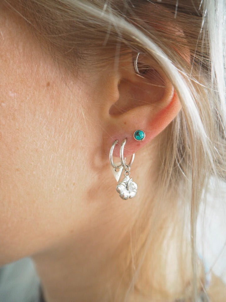 Hawaiian Flower ~ Earring