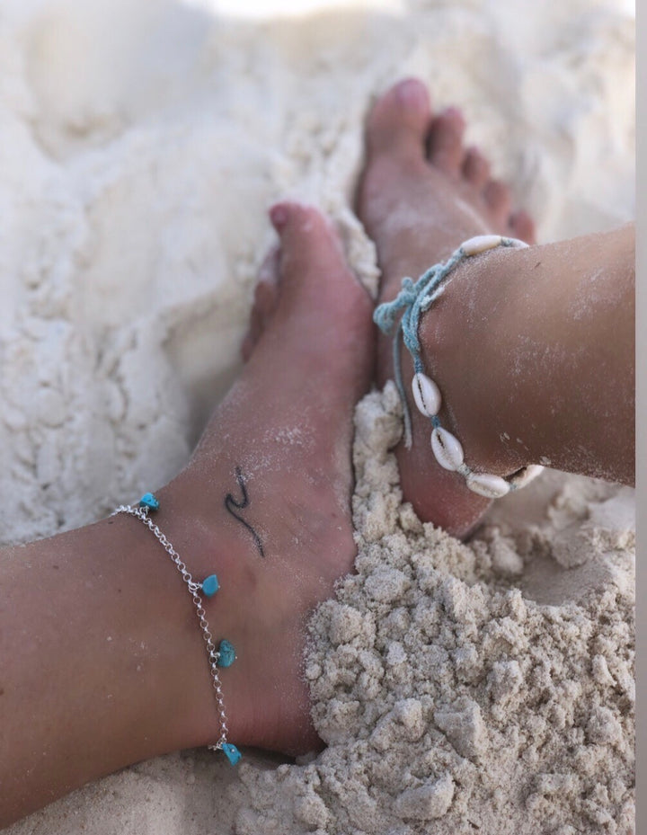 Waho ~ Anklet