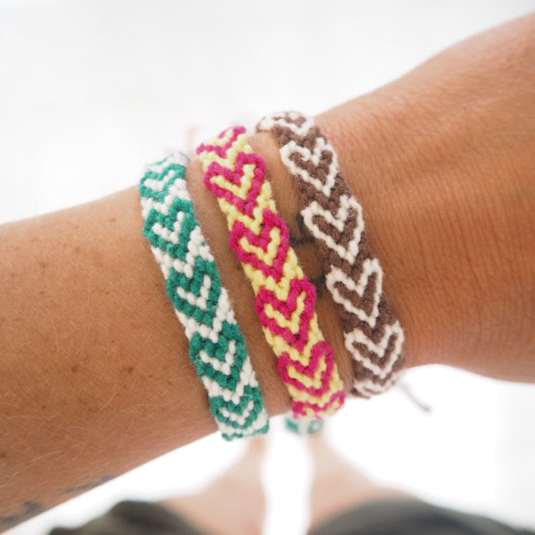 Love ~ Friendship Bracelet