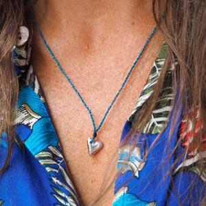 Lefkada Blue ~ Necklace