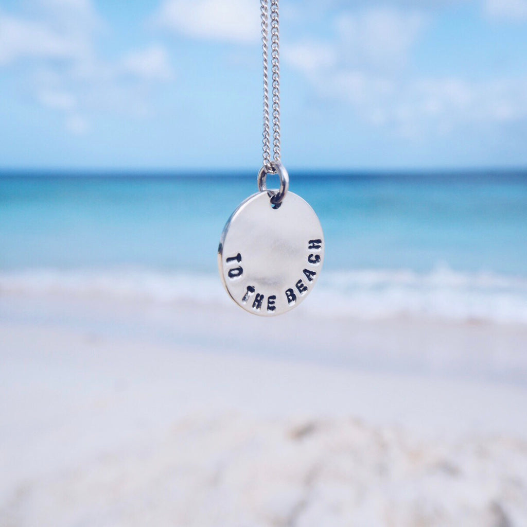 To the Beach ~ Necklace