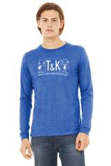 T & K Long Sleeve Tee