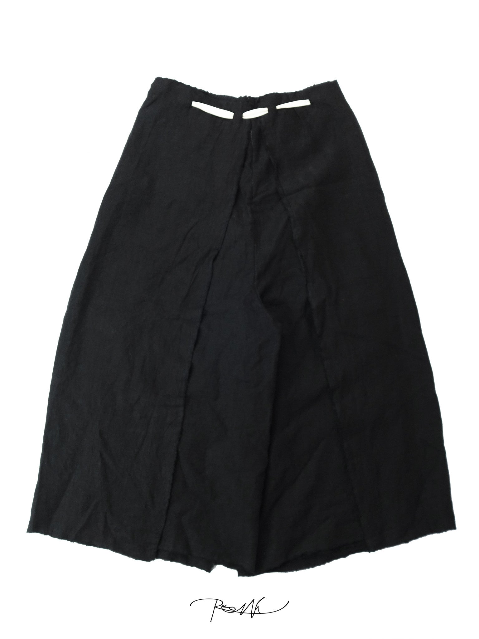 TWO PIECES HAKAMA PANTS