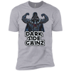 Darth Vader 'Dark Side Gainz' - Premium T-Shirt - GymFreak