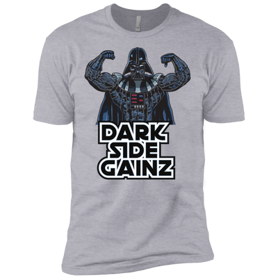 Darth Vader 'Dark Side Gainz' - Premium T-Shirt