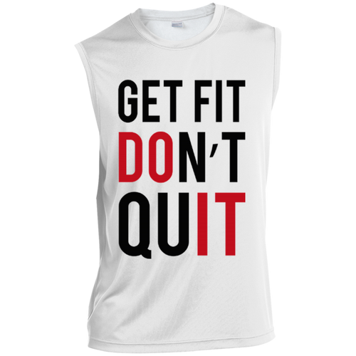 GET FIT Sleeveless T-Shirt