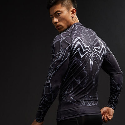 Spiderman Compression Shirt (Long sleeve)