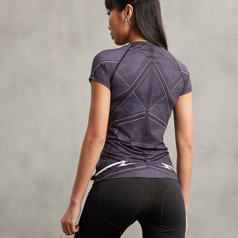 Flash Ladies Compression Shirt - GymFreak