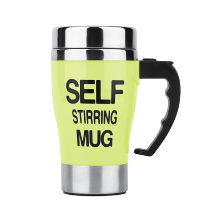 Travel Self Stirring Mug