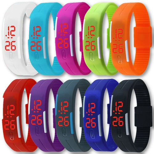 LED Sport's Watch - (Unisex) - GymFreak