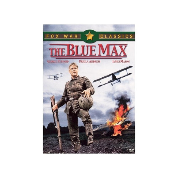 The BLUE MAX (DVD/WAR CLASSICS) - Airliner Replicas