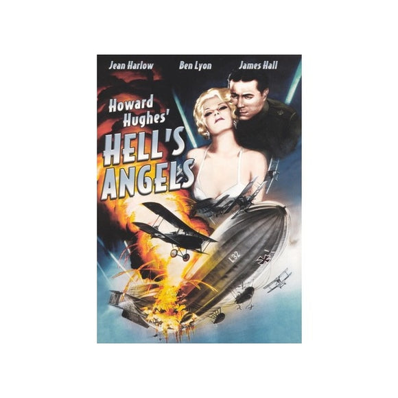 HELLS ANGELS (DVD) - Airliner Replicas