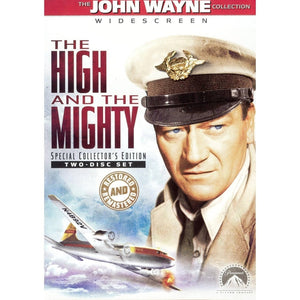 THE HIGH & THE MIGHTY (DVD) (SPECIAL COLLECTORS EDITION/WS/2DISCS) - Airliner Replicas