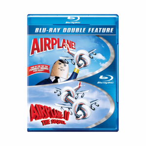 AIRPLANE/AIRPLANE 2 (BLU-RAY/DBFE) - Airliner Replicas
