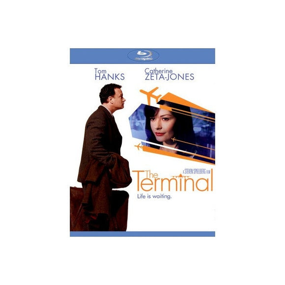 TERMINAL (Blu-Ray or DVD) - Airliner Replicas