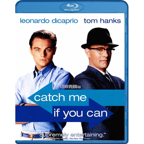 CATCH ME IF YOU CAN (BLU RAY) - Airliner Replicas