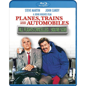PLANES TRAINS & AUTOMOBILES (BLU-RAY) - Airliner Replicas