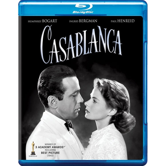 CASABLANCA (BLU-RAY/70TH ANNIVERSARY) - Airliner Replicas