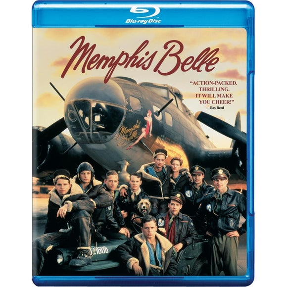 MEMPHIS BELLE (BLU-RAY) - Airliner Replicas
