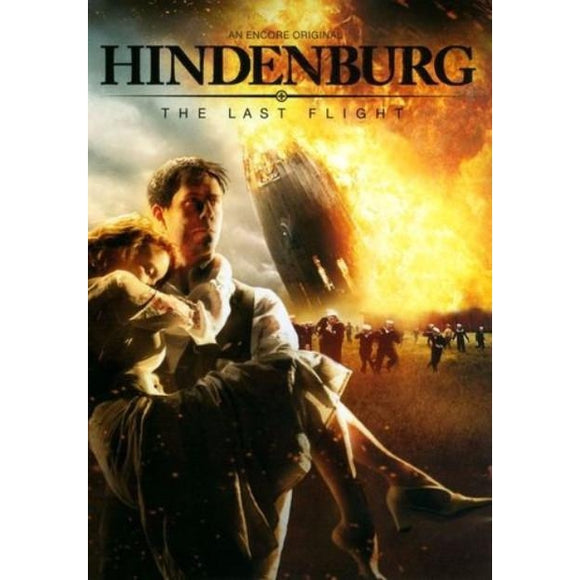 HINDENBURG (Blu-ray) - Airliner Replicas
