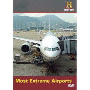 MOST EXTREME AIRPORTS (DVD) - Airliner Replicas