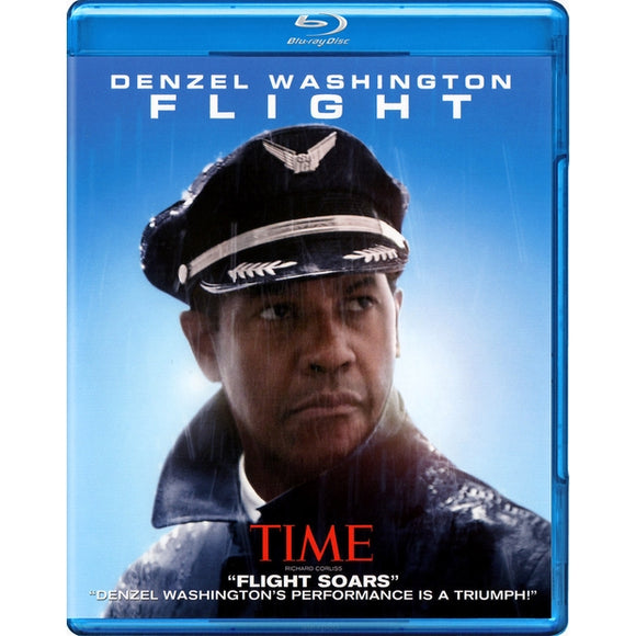 FLIGHT (BLU RAY) - Airliner Replicas