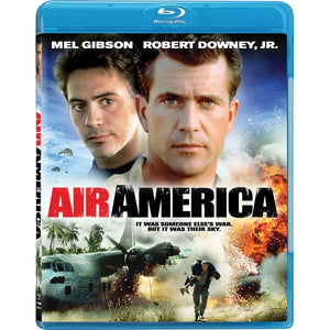 AIR AMERICA (BLU RAY W/DIGITAL HD) - Airliner Replicas