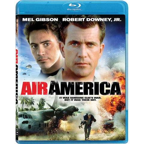 Mel Gibson and Robert Downey Jr. play two flyboys flying contraband to Laos during the Vietnam War. A must see comedy for fans of aviation and film. The perfect gift for any aviation or film fan.