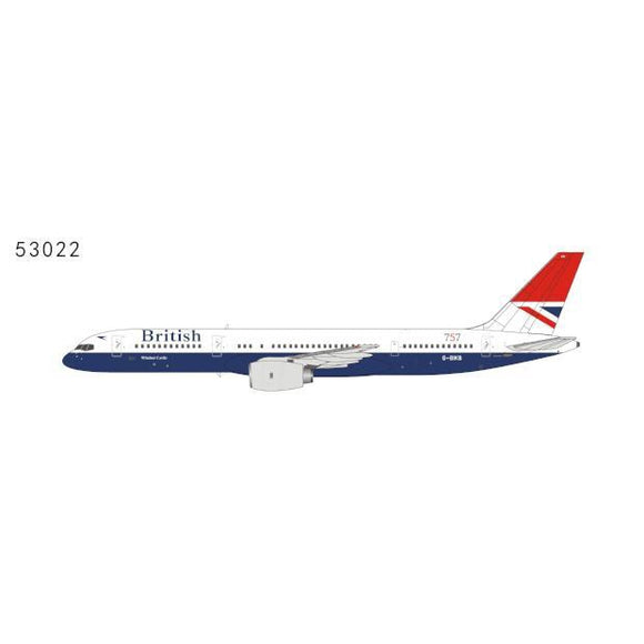 1:400 NG Model British Airways Boeing 757-200 - Airliner Replicas