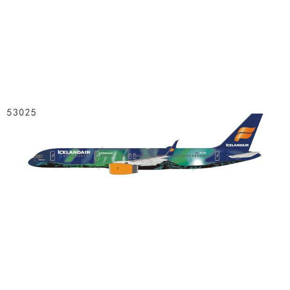 1:400 NG Model Icelandair Hekla Aurora Boeing 757-200 - Airliner Replicas