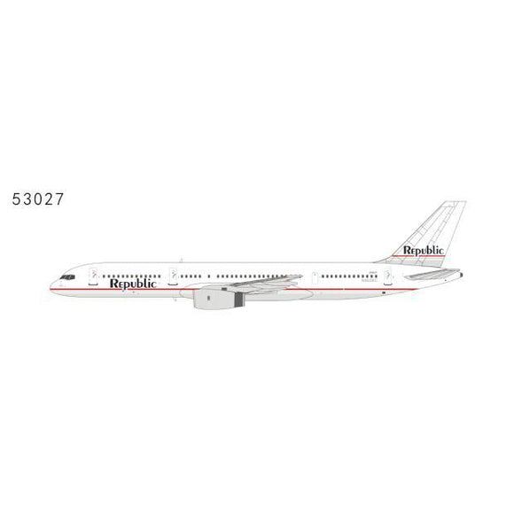 1:400 NG Model Republic Boeing 757-200 - Airliner Replicas