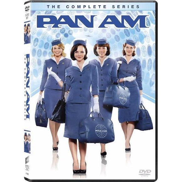 PAN AM - The Complete Series (DVD/2013) - Airliner Replicas