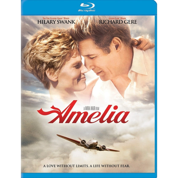 AMELIA (BLU-RAY/DC/WS-2.35/2 DISC/ENG-FR-SP SUB/SAC) - Airliner Replicas