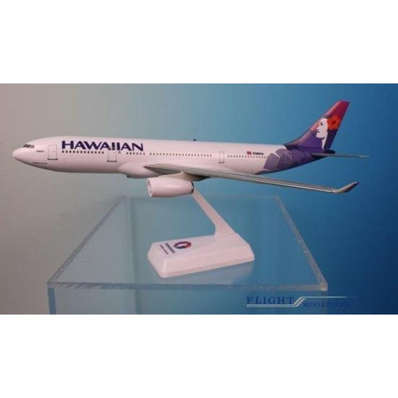 Flight Miniatures Hawaiian Airlines Airbus A330-200 - Airliner Replicas