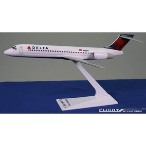 Flight Miniatures Delta Air Lines Boeing 717-200 - Airliner Replicas