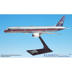Flight Miniatures USAir 757-200 - Airliner Replicas