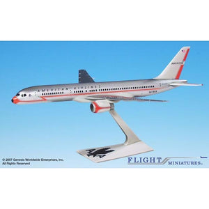 Flight Miniatures American 40th Anniversary 757-200 - Airliner Replicas