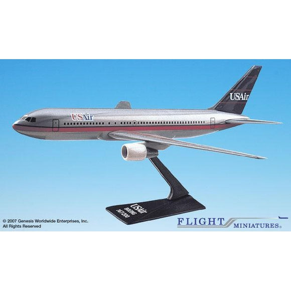 Flight Miniatures USAir 767-200 - Airliner Replicas